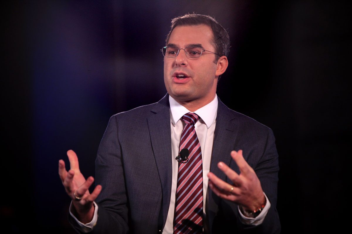 Where is Justin Amash's Plan for Recreating American Politics?
